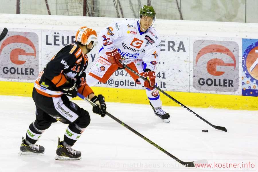 Alps Hockey League Calendario.Intervista Con Il Difensore Brendan Ellis